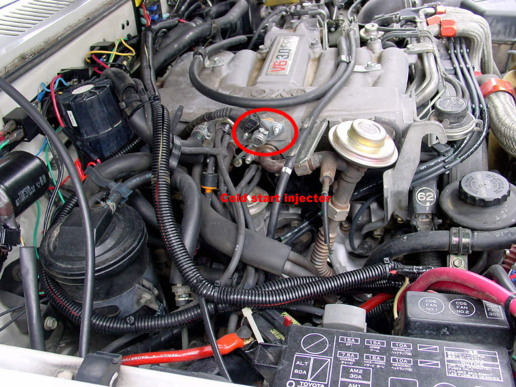 93 4runner gas smell yotatech forums